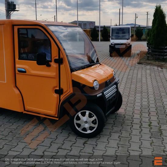 Mașină Electrică Cargo Marfă ELBONS C2L