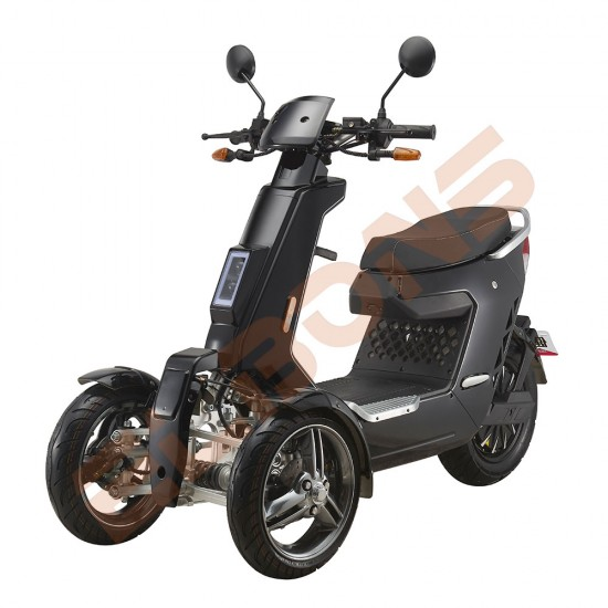 Triciclu Electric ELBONS Eagle 2020