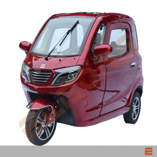 Triciclu Electric cu Cabină ELBONS 33Zenn